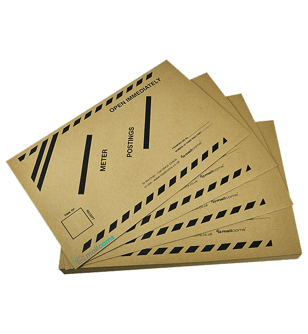 Late Meter / Low Volume Posting Franking Envelopes