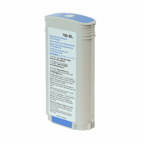 Pitney Bowes Connect+ Series Original Blue High Capacity Ink Cartridge