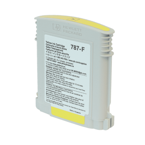 Pitney Bowes Connect+ Series Original Yellow Ink Cartridge