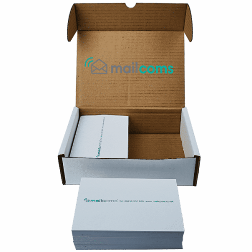 1000 FP Mailing Mymail Double Sheet Franking Labels