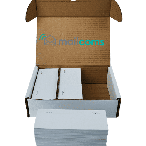 1000 FP Mailing Postbase Single Cut Franking Labels