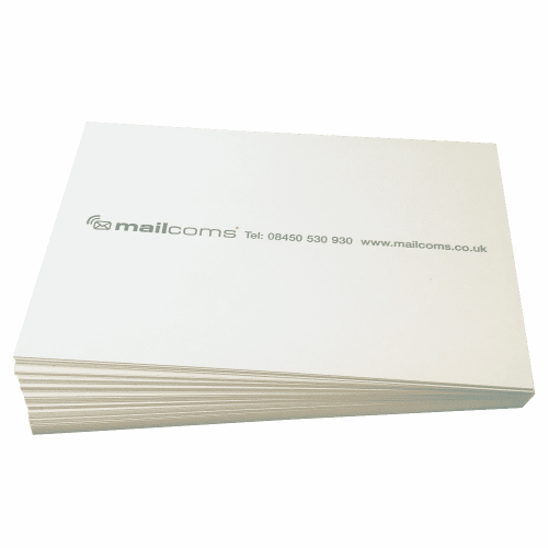 200 FP Mailing Postbase Mini Double Sheet Franking Labels