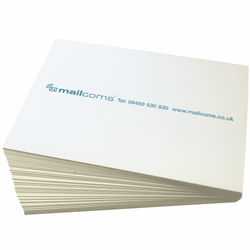 500 FP Mailing Mymail Double Sheet Franking Labels