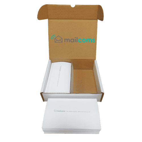 1000 Frama Matrix F22 Long (175mm) Double Sheet Franking Labels (500 Sheets)