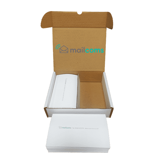 1000 Neopost IN-600 Long (175mm) Double Sheet Franking Labels (500 Sheets)
