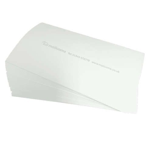 200 Neopost IN-360 Long (175mm) Double Sheet Franking Labels (100 Sheets)
