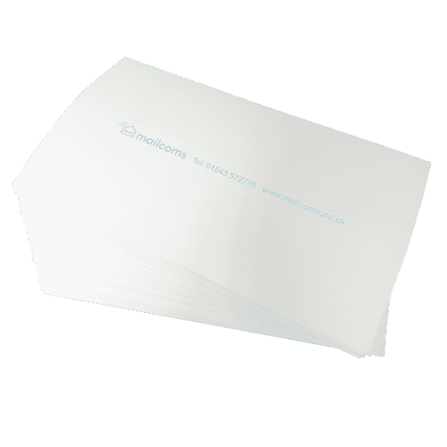 500 FP Mailing Mymail Long (175mm) Double Sheet Franking Labels (250 Sheets)