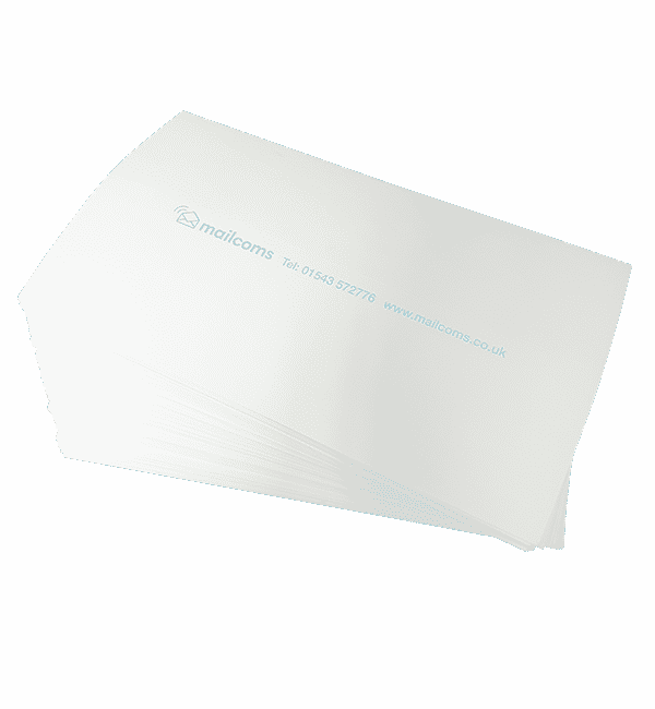 500 Frama Accessmail / Ecomail / Officemail Long (175mm) Double Sheet Franking Labels (250 Sheets)