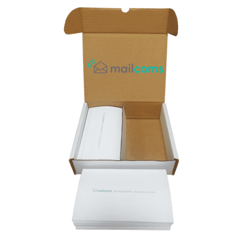 1000 Quadient IS280c Long (175mm) Double Sheet Franking Labels (500 Sheets)