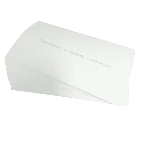 200 Pitney Bowes SendPro C Long (175mm) Double Sheet Franking Labels (100 Sheets)