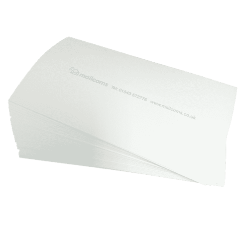 200 Frama FS Series 3 Long (175mm) Double Sheet Franking Labels (100 Sheets)