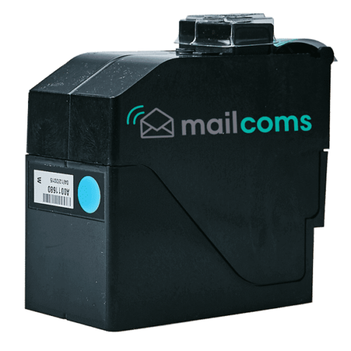 Neopost IS330 & IS350 Remanufactured Blue Ink Cartridge